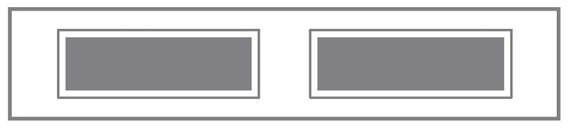 Plain Long Panel